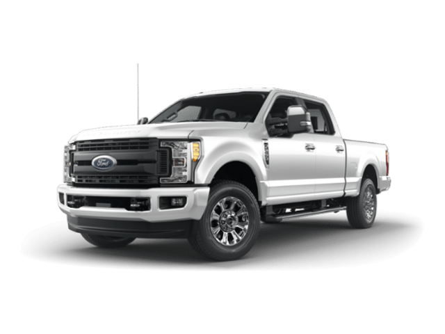 2019 Ford F-250 4WD Truck Crew Cab